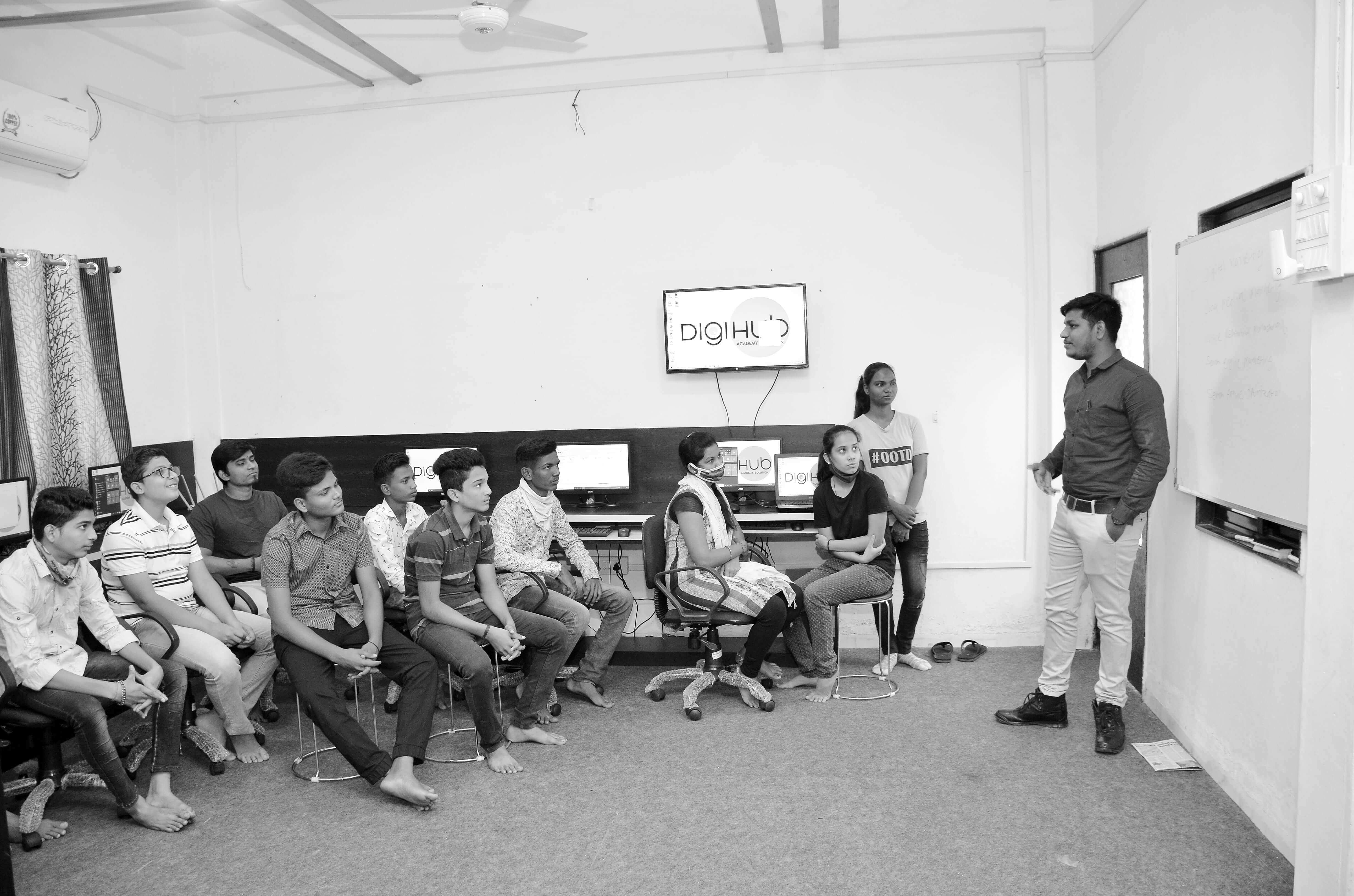 NextgenDigiHub Academy Dhule